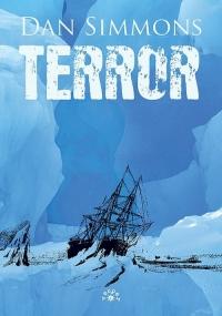 Terror - Dan Simmons | mała okładka