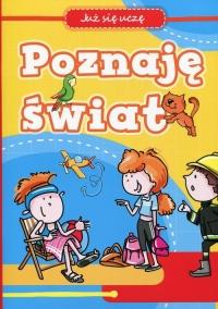 Poznaję świat Już się uczę - Anna Wiśniewska | mała okładka