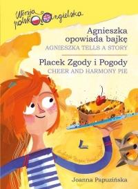Agnieszka opowiada bajkę - Joanna Papuzińska | mała okładka