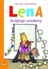 Lena świętuje urodziny - Fanny Joly | mała okładka