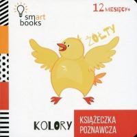 Kolory Książeczka poznawcza Wiek 12m+ -  | mała okładka