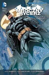 Batman 3 Mroczny Rycerz Tom 3 Szalony - Gregg Hurwitz | mała okładka