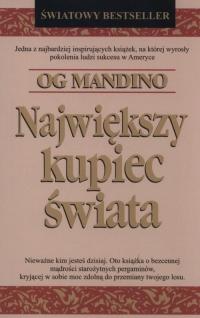 Największy kupiec świata - Og Mandino | mała okładka