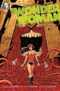 Wonder Woman, Wojna, Tom 4 -    mała okładka