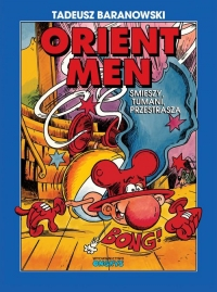Orient Men - Tadeusz Baranowski | mała okładka