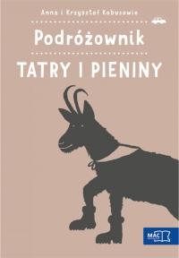 Podróżownik Tatry i Pieniny - Kobus Anna, Kobus Krzysztof | mała okładka