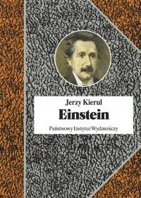 Einstein - Jerzy Kierul   mała okładka