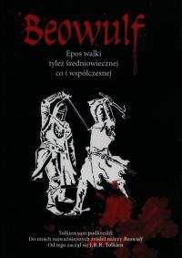 Beowulf Epos walki tyleż średniowiecznej co i współczesnej - Robert Stiller   mała okładka