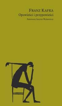 Opowieści i przypowieści - Franz Kafka | mała okładka