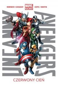 Uncanny Avengers Tom 1 Czerwony cień - Rick Remender | mała okładka