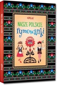 Nasze polskie rymowanki - Maria Zagnińska | mała okładka