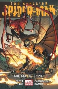 The Superior Spider-Man Nie ma ucieczki Tom 4 - Slott Dan, Gage Christos, Camuncoli Giuseppe | mała okładka