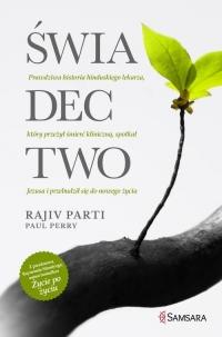 Świadectwo Prawdziwa historia hinduskiego lekarza, który przeżył śmierć kliniczną, spotkał Jezusa i przebudził - Parti Rajiv, Perry Paul | mała okładka