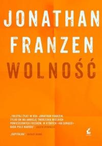 Wolność - Jonathan Franzen   mała okładka