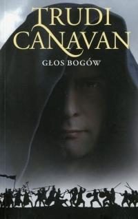 Głos Bogów Era Pięciorga 3 - Trudi Canavan | mała okładka