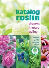 Katalog roślin Drzewa krzewy byliny -  | mała okładka