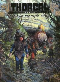 Thorgal Louve Tom 6 Królowa czarnych elfów -    mała okładka