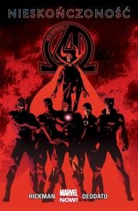 New Avengers Nieskończoność Tom 2 - Jonathan Hickman | mała okładka