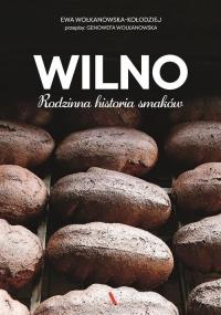 Wilno - Ewa Wolkanowska-Kołodziej   mała okładka