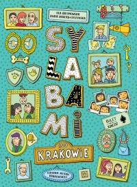 Sylabami po Krakowie - Artymowska Ola, Dębicka-Cieszyńska Agata   mała okładka