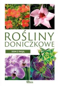 Dom z pasją. Rośliny doniczkowe - Krzysztof Ulanowski | mała okładka