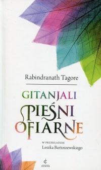 Gintanjali Pieśni ofiarne - Tagore Rabindranath | mała okładka