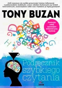 Podręcznik szybkiego czytania - Tony Buzan | mała okładka