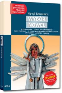 Nowele Lektura z opracowaniem - Henryk Sienkiewicz   mała okładka