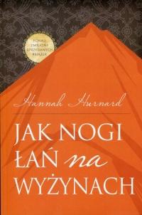 Jak nogi łań na wyżynach - Hannah Hurnard | mała okładka