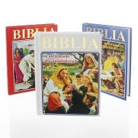 Biblia w obrazkach dla najmłodszych -    mała okładka