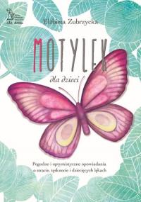 Motylek - Elżbieta Zubrzycka | mała okładka