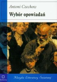 Wybór opowiadań - Antoni Czechow   mała okładka