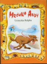 Mrówka Andy/Ucieczka Ralpha -  | mała okładka