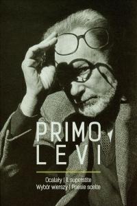 Ocalały Wybór wierszy - Primo Levi | mała okładka