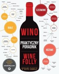 Wino Praktyczny poradnik Wine Folly - Madeline Puckette   mała okładka