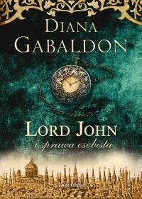 Lord John i sprawa osobista - Diana Gabaldon | mała okładka