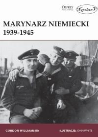 Marynarz niemiecki 1939-1945 - Gordon Williamson | mała okładka