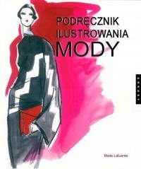 Podręcznik ilustrowania mody - Maite Lafuente | mała okładka