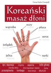 Koreański masaż dłoni - Georgieff Georg Stefan | mała okładka
