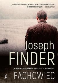 Fachowiec - Joseph Finder   mała okładka