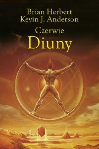 Czerwie Diuny - Anderson Kevin J., Herbert Brian | mała okładka
