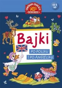 Bajki po polsku i po angielsku -  | mała okładka