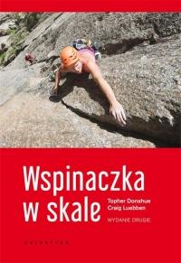 Wspinaczka w skale - Craig Luebben | mała okładka