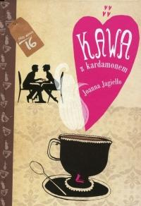 Kawa z kardamonem - Joanna Jagiełło   mała okładka