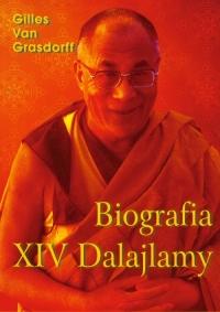Biografia XIV Dalajlamy - Gilles Grasdorff | mała okładka