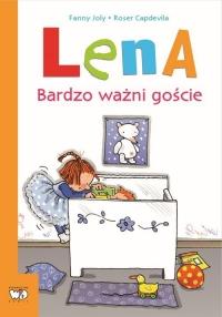 Lena Bardzo ważni goście - Fanny Joly   mała okładka