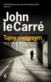 Tajny pielgrzym - John le Carré  | mała okładka