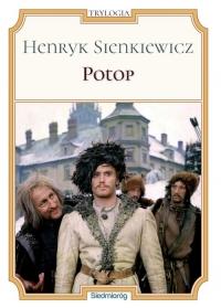 Potop - Henryk Sienkiewicz   mała okładka