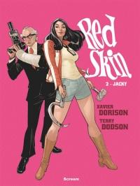Red skin Tom 2 Jacky - Dorison Xavier, Dodson Terry   mała okładka