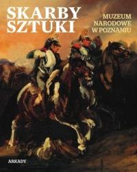Skarby sztuki Muzeum Narodowe w Poznaniu -  | mała okładka
